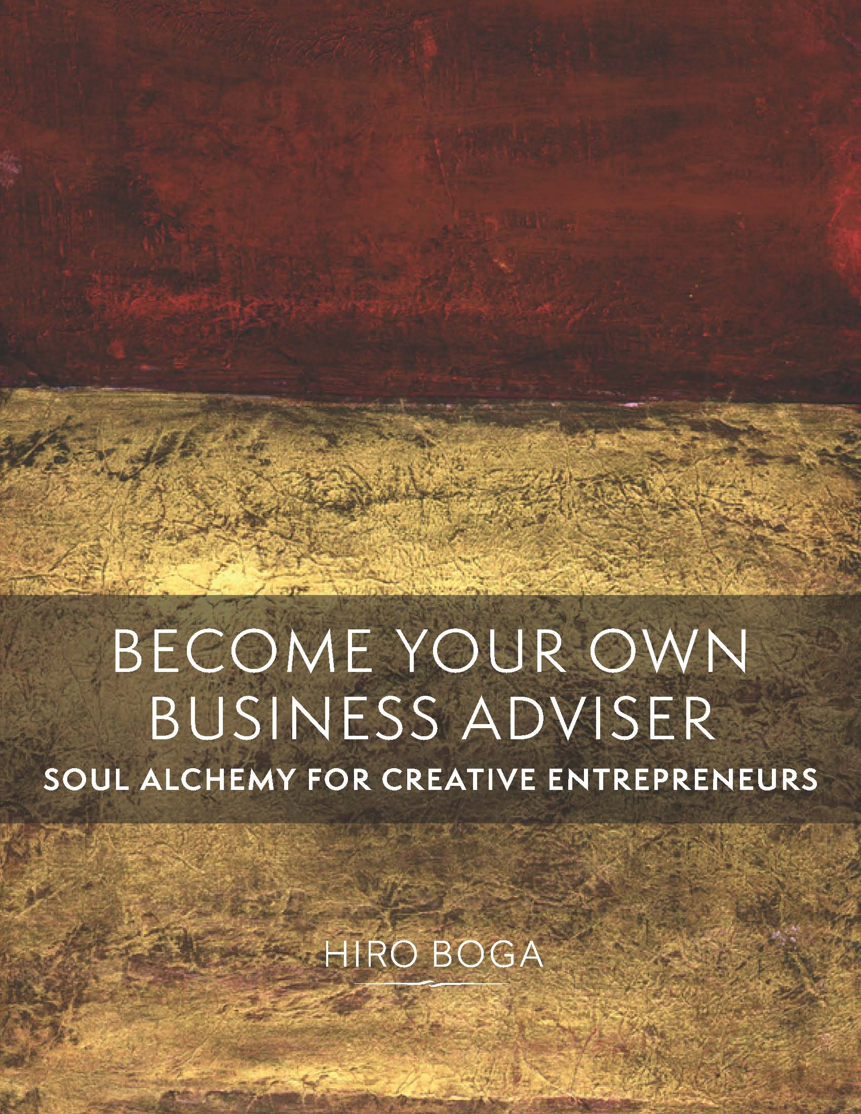 Become Your Own Business Adviser