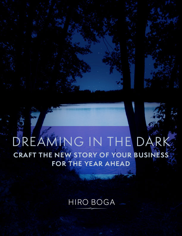 Dreaming in the Dark